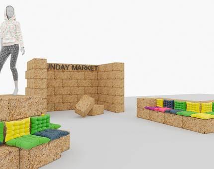 AFI Development открывает маркет-фестиваль осознанного потребления в ТЦ АФИМОЛЛ Сити - Фото