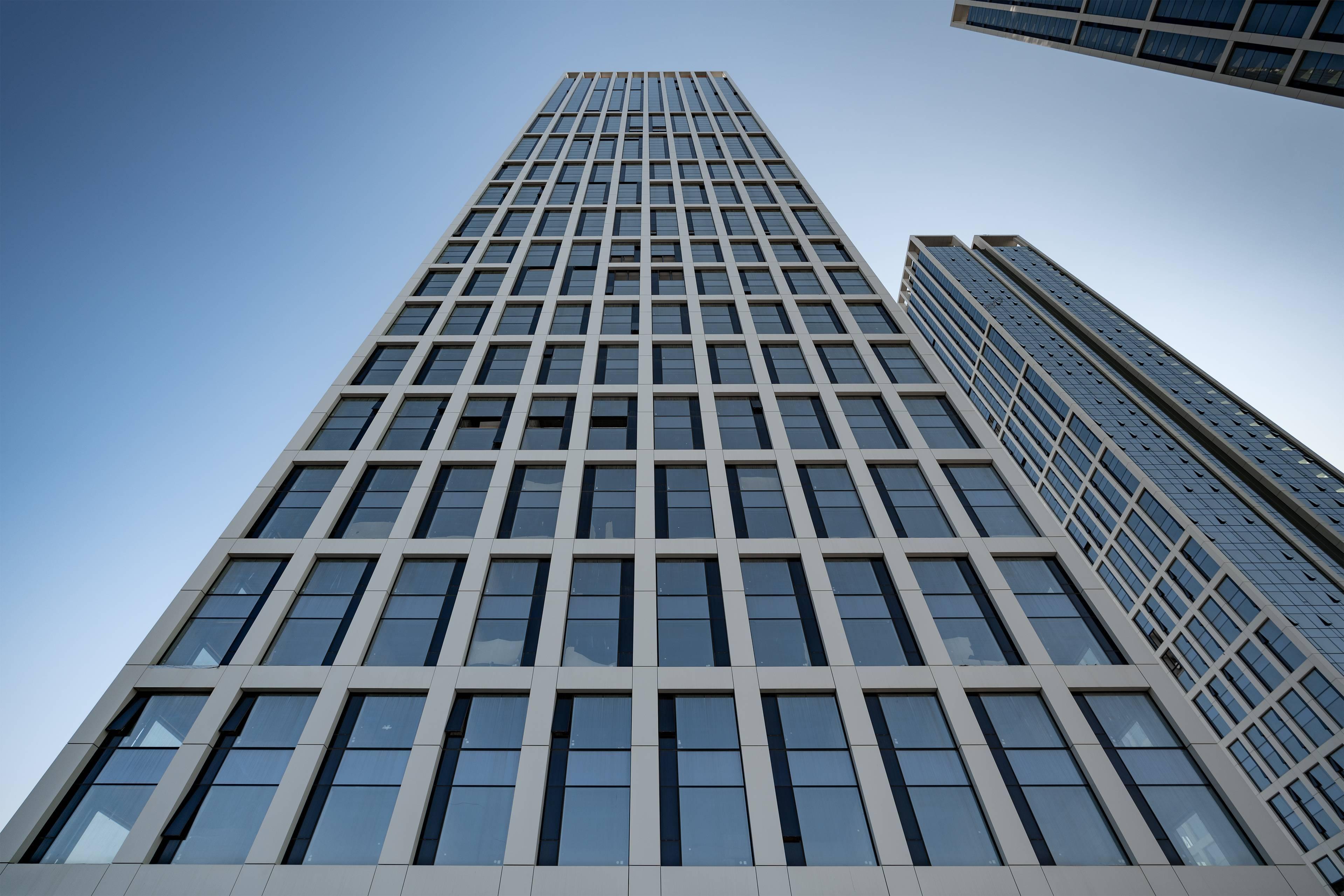 Центральный округ лидирует по объему предложения в небоскребах