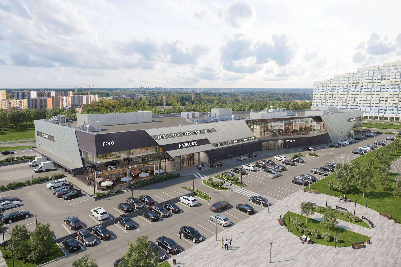 В Новых Ватутинках появится торгово-развлекательный центр — Фото