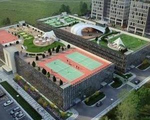 В Москве появился первый арт-паркинг — Фото