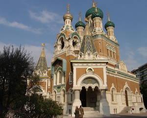 Россия продолжит восстанавливать святыни на Лазурном берегу  - Фото