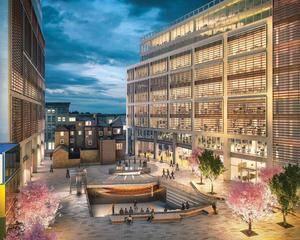 На обломках первого шекспировского театра появится жилой комплекс - Фото