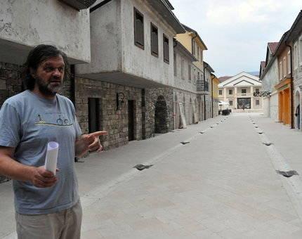 Эмир Кустурица построит еще один город в Сербии - Фото