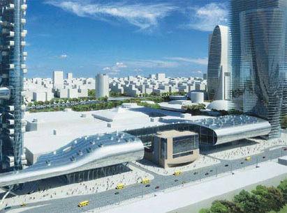 Состоялась первая международная выставка в области коммерческой недвижимости