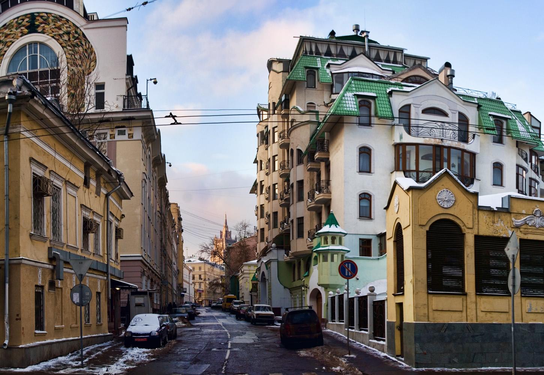 На Остоженке самой дешевой оказалась квартира за 140 млн рублей