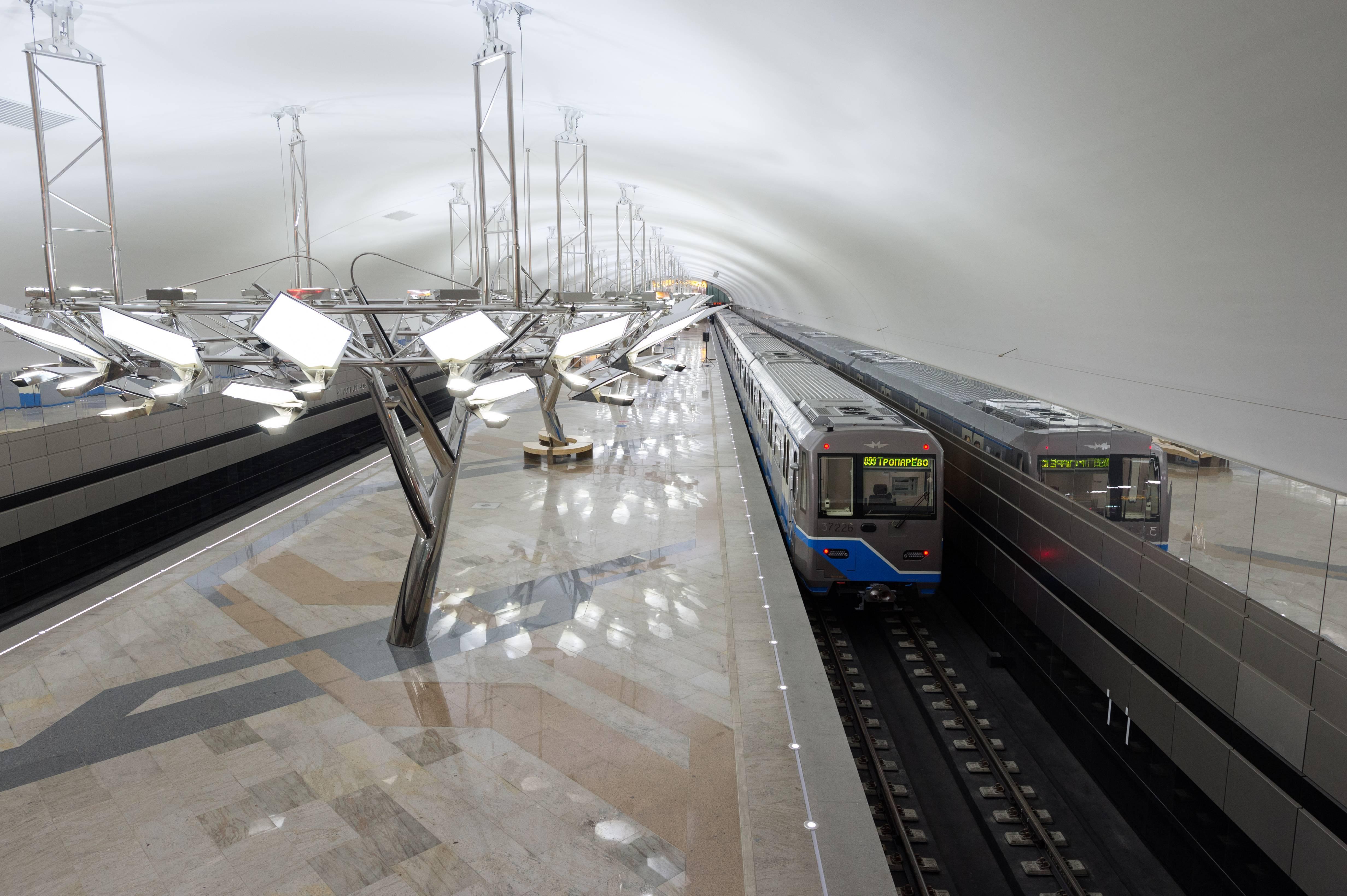 Москвичи смогут поучаствовать в приемке станций метро