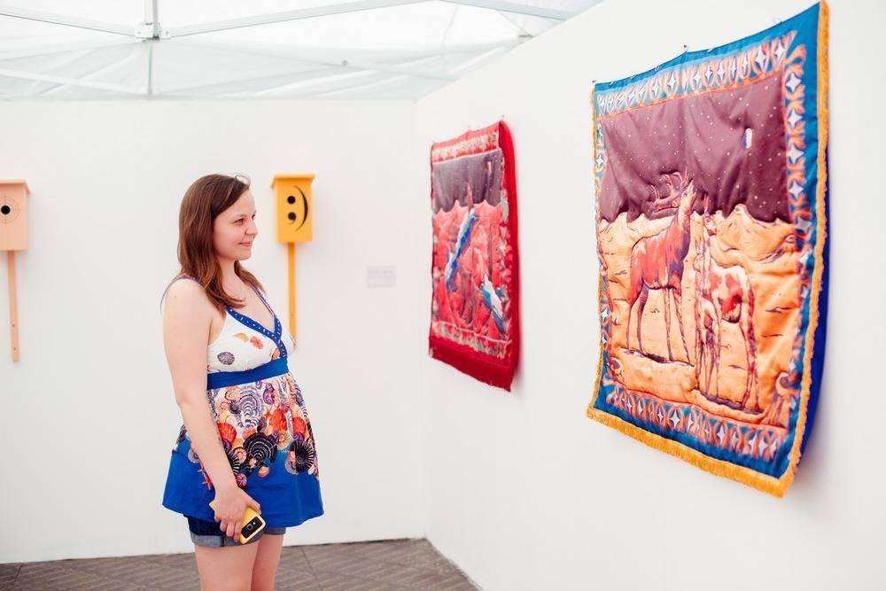 В ЖК «Альфа Центавра» прошел самый культурный фестиваль этого лета – «Арт Дом»
