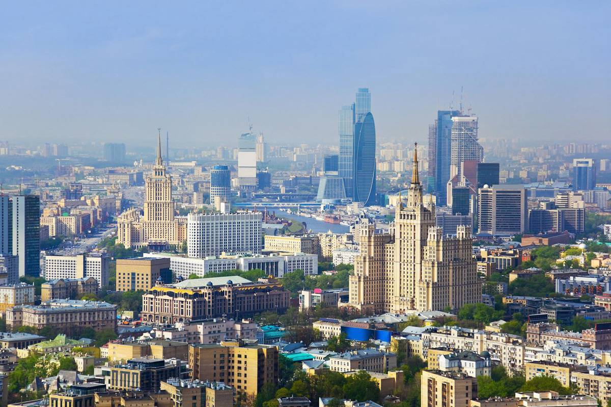 Небоскребов в Москве стало на треть больше