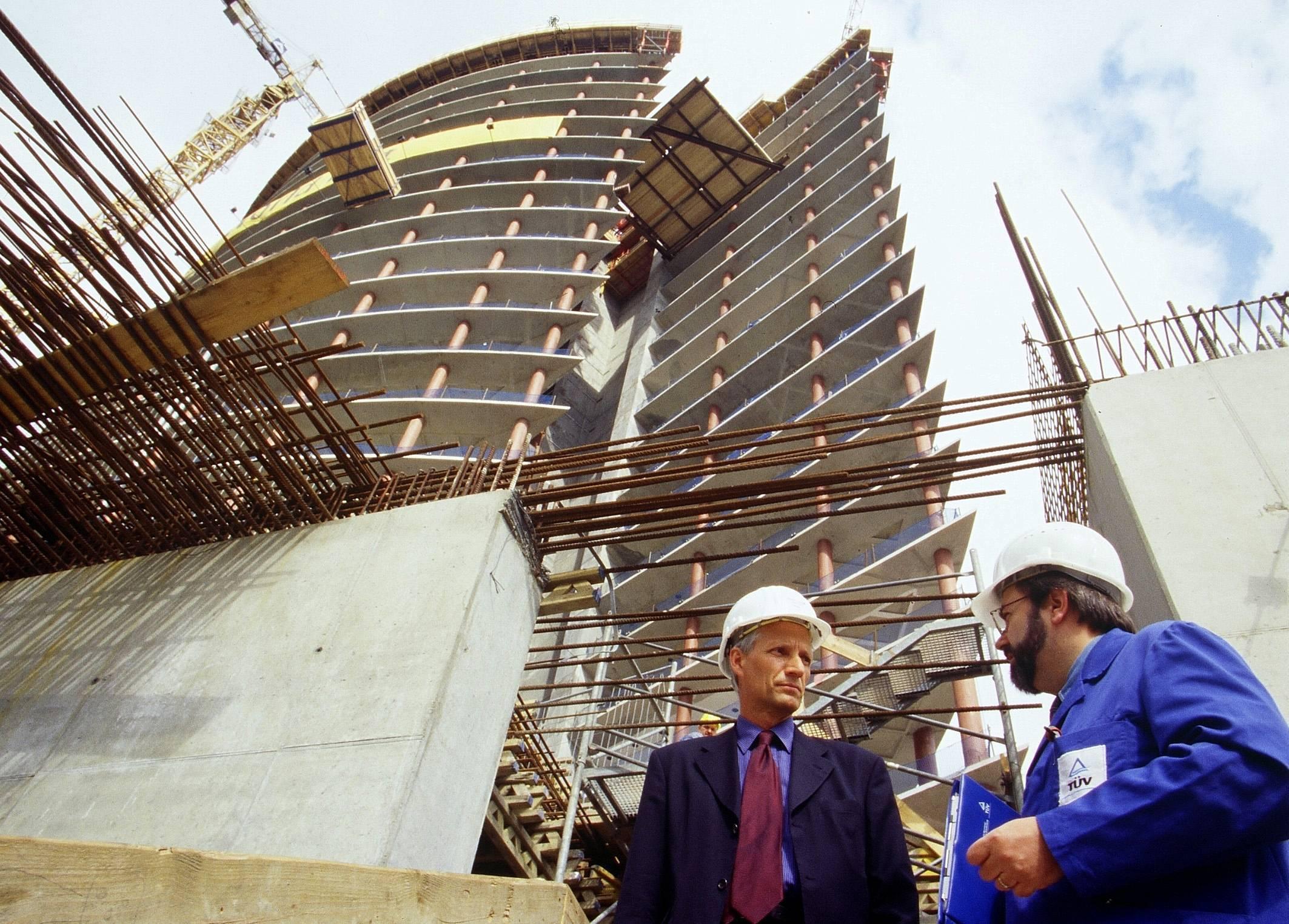 В России создана система добровольной сертификации в строительстве