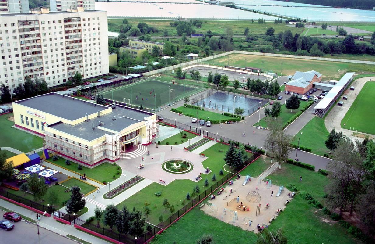 Среди столичных районов самым обеспеченным инфраструктурой стал Московский