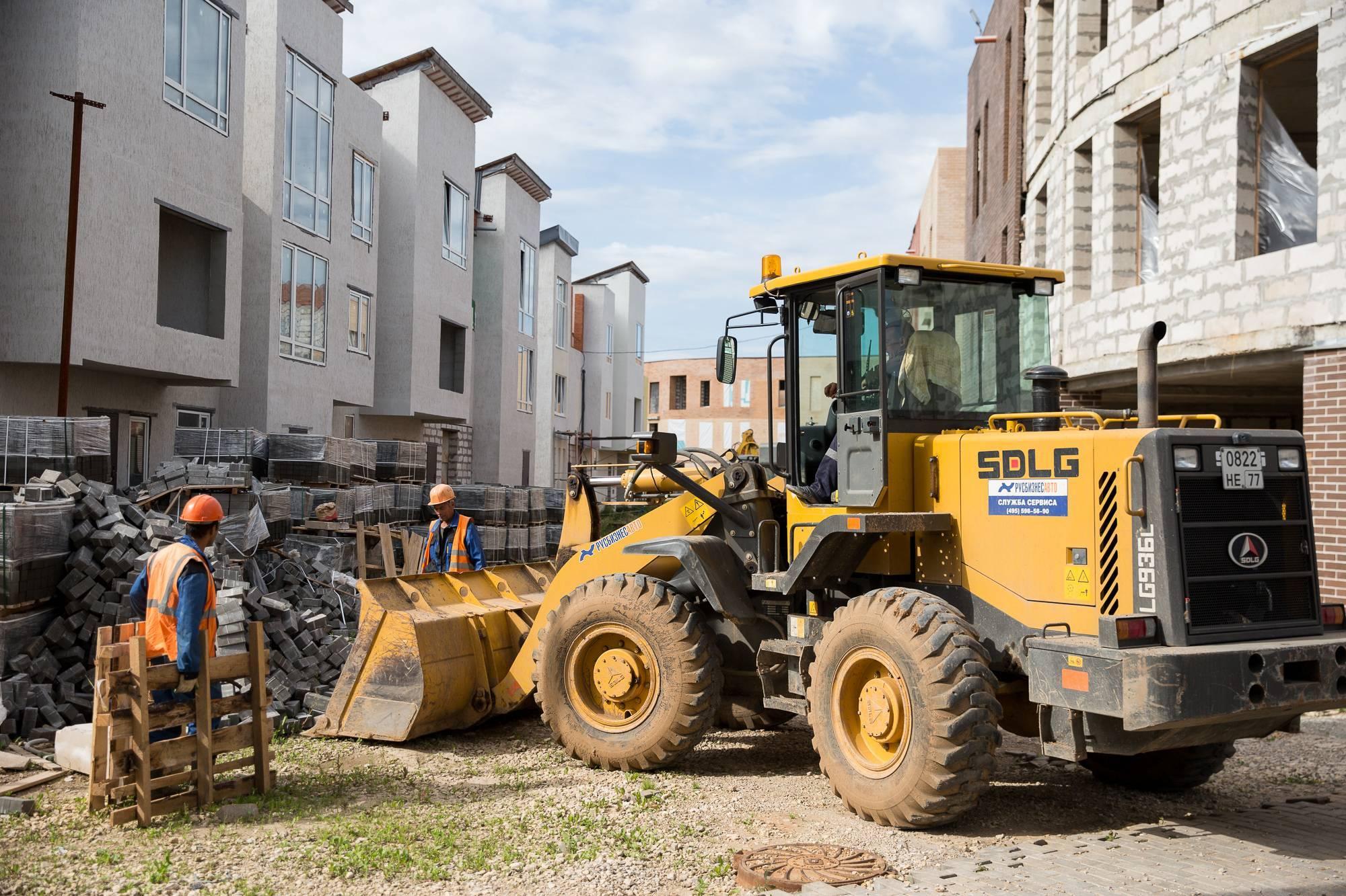 Urban Group начала работы по достройке объектов «Сабидома»