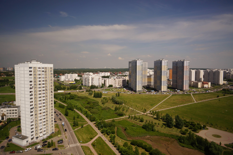В Москве определили лучшие для проживания районы