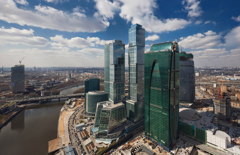В «Москва-Сити» открылся кинотеатр-лекторий под открытым небом