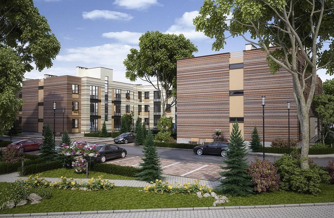 Порядка 40% введенного в Подмосковье жилья приходится на малоэтажку
