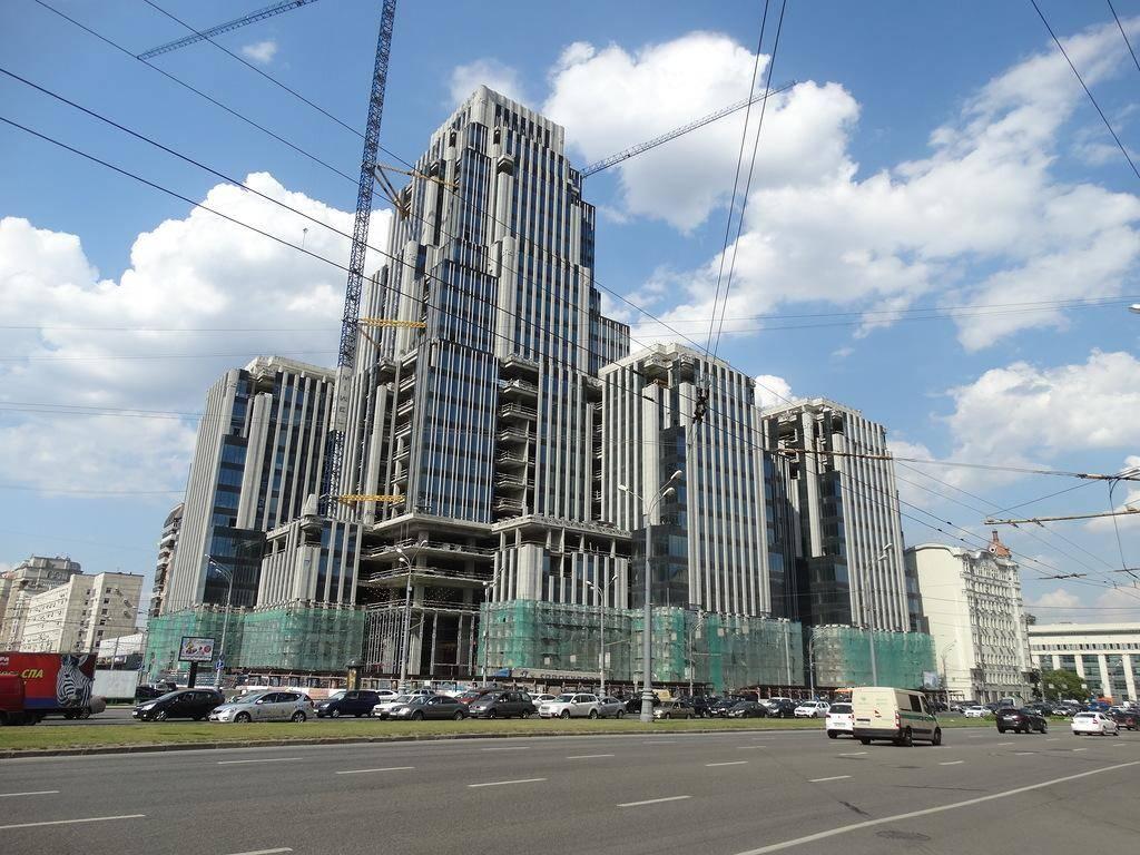 В Москве наконец откроют «пирамиду Хеопса»