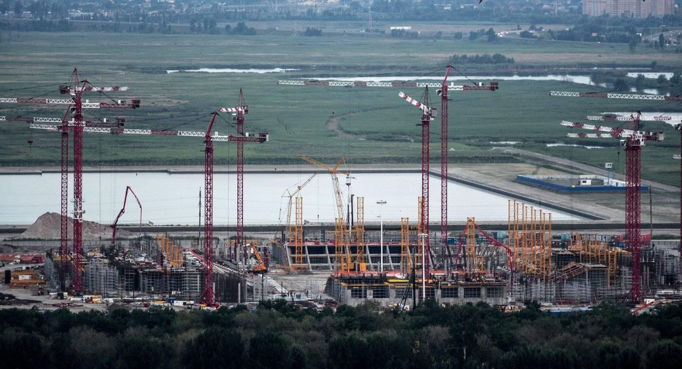 В России реализован каждый пятый зарубежный строительный проект Турции