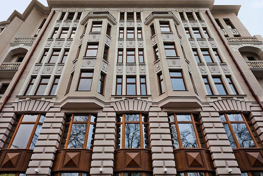 В Москве на продажу выставили новостройку за миллиард