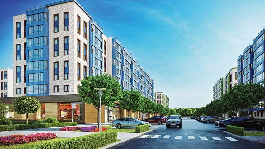 «Кредитные каникулы» для покупателей квартир в ЖК «Пироговская Ривьера»