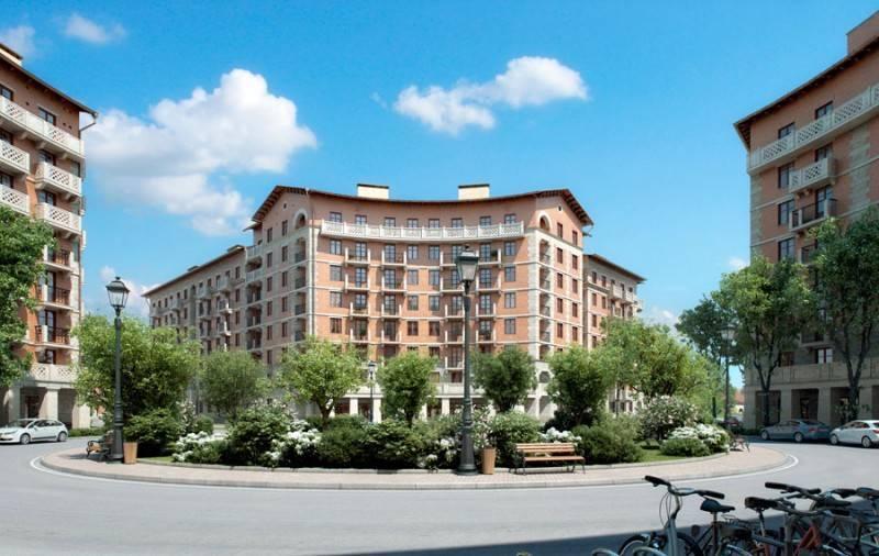 Город-курорт «Митино О2» и «Опалиха О3» — лучшие жилые комплексы России