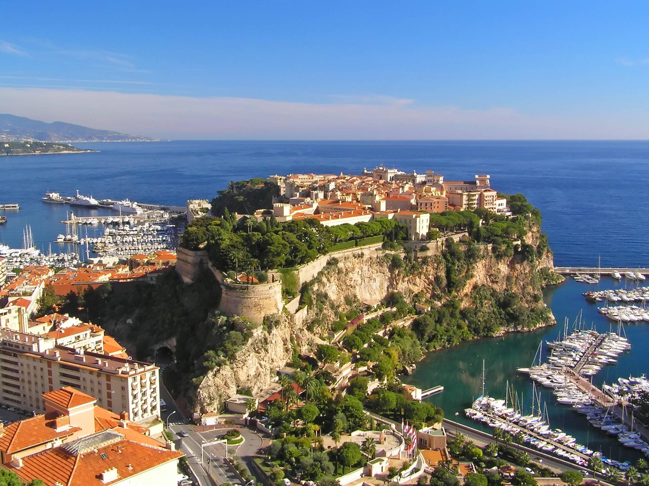 Для строительства элитного жилья в Монако осушат море