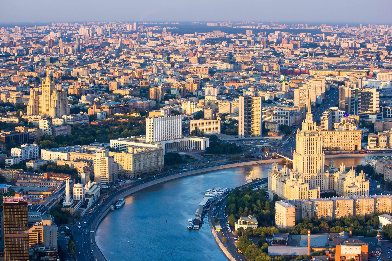 Москва оказалась городом с наименее доходным жильем
