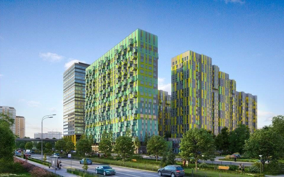 Инвестиции в новый торговый центр на западе Москвы составят более 1 млрд рублей