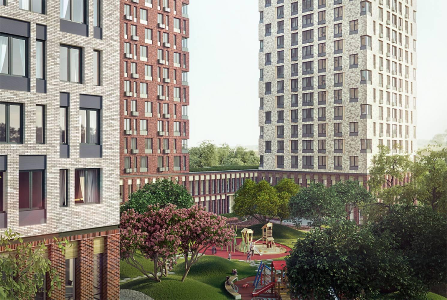Скидка в жилом комплексе PerovSky – минус 10% на видовые квартиры в октябре