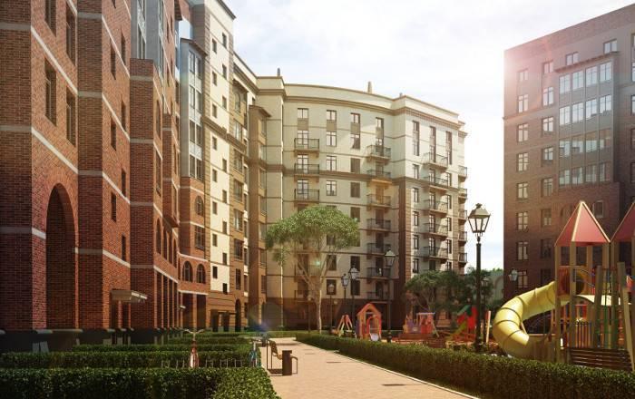 Ипотека 5,5% в ЖК «Пятницкие кварталы» — ставка как в Европе!
