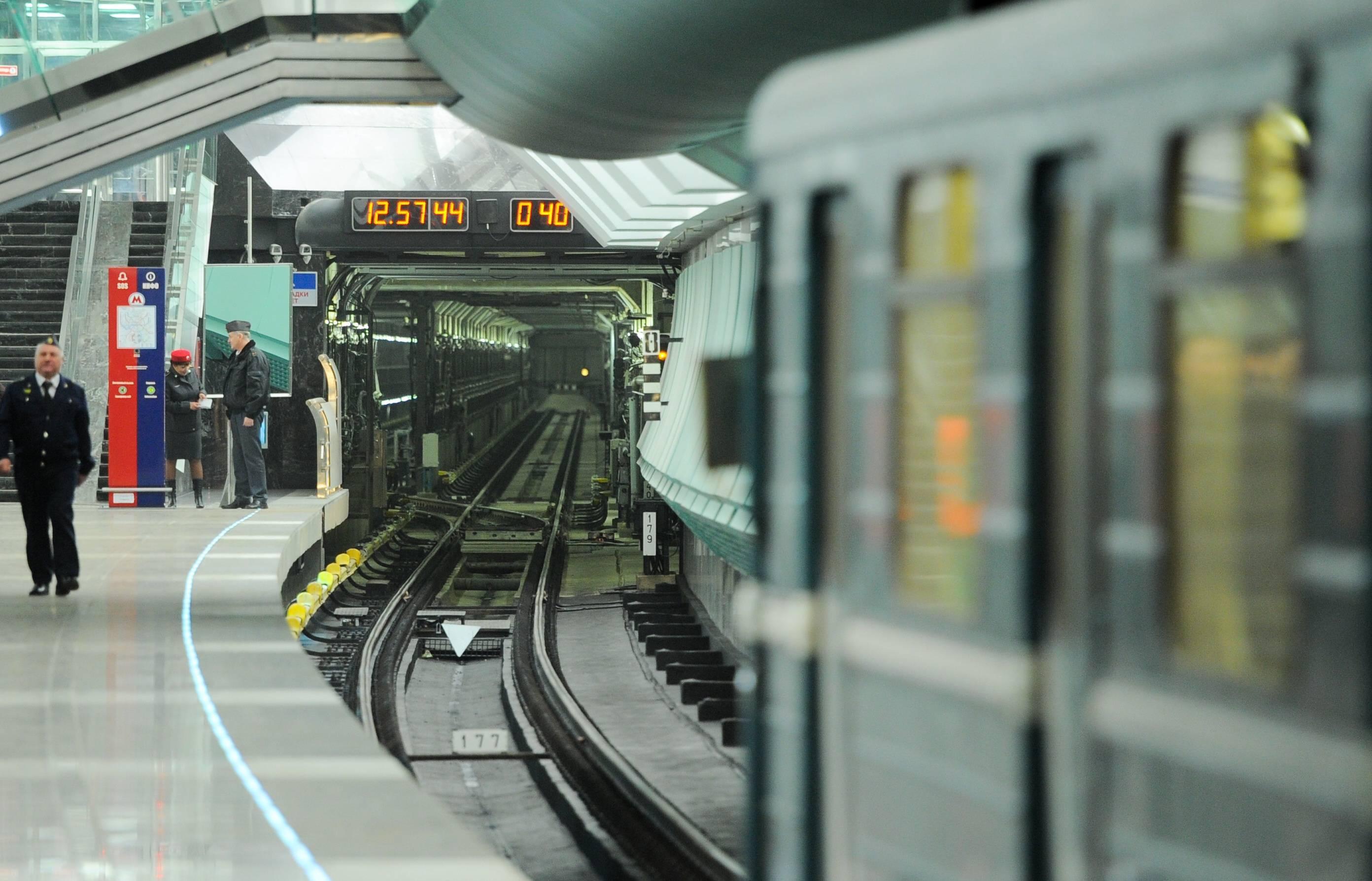Новая ветка метро появится в Москве