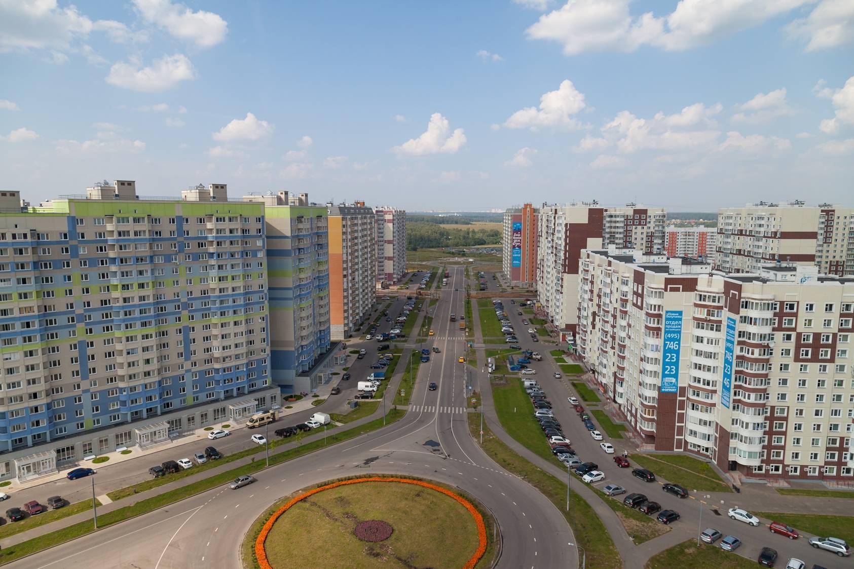 Старт продаж улучшенных корпусов в районе Новые Ватутинки