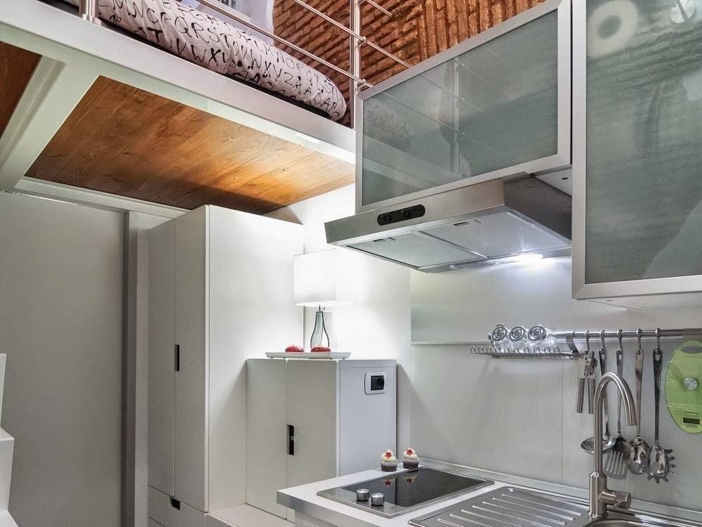 Самая маленькая квартира в Москве стоит три миллиона рублей