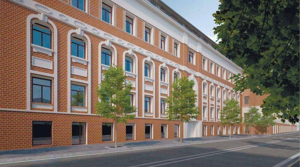 Фабрику «Рот Фронт» переоборудуют в жилой комплекс