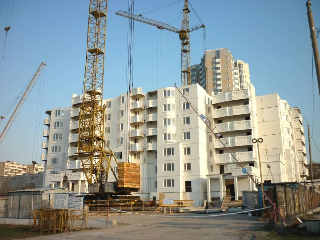 В Москве возведут 200 тысяч «квадратов» социального жилья