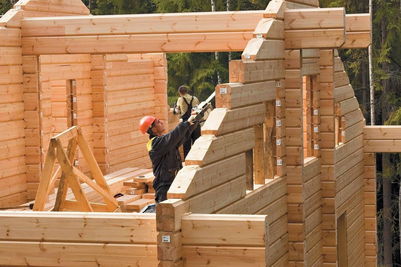 В России изменятся нормы проектирования деревянного домостроения