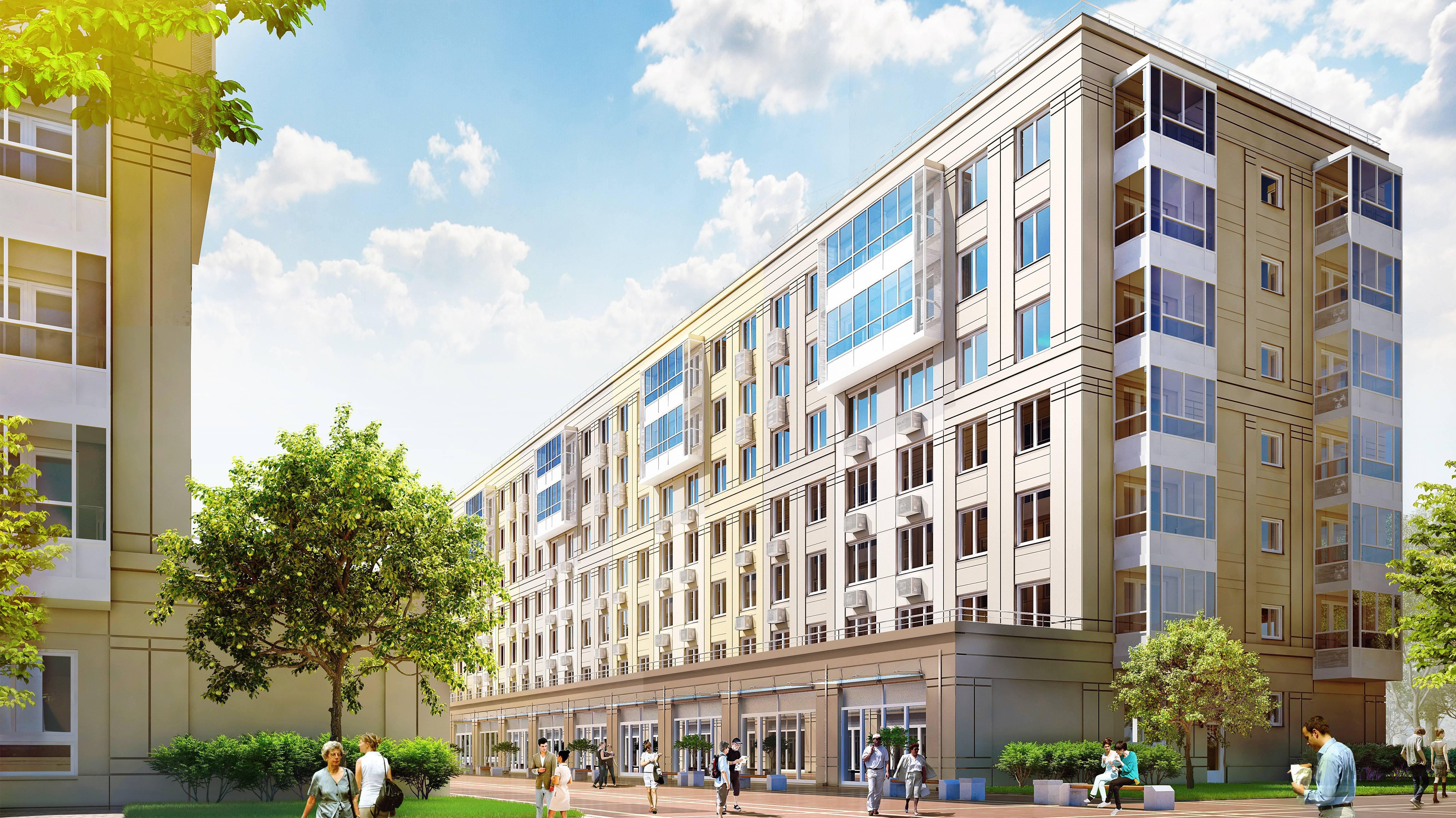ЮИТ начал передачу ключей от квартир в первой очереди комплекса «Новоорловский»