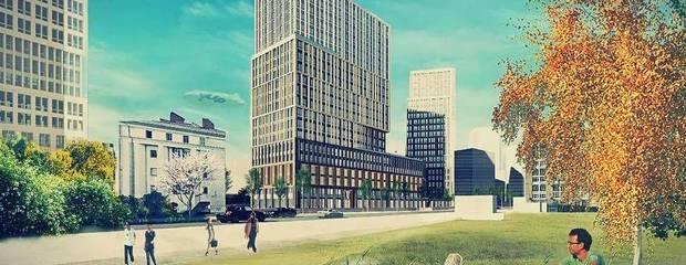 Группа ПСН объявила запуск крупнейшего проекта в центре Москвы - Фото