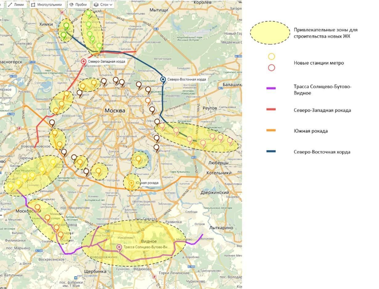 13 «резиновых» зон Москвы - «Сити-XXI век» обозначила точки роста столицы на конференции в ВШЭ