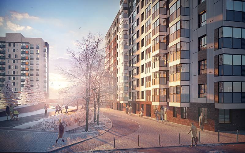 ЖК «Гринада» строится в одном из самых безопасных районов Москвы