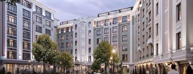 «Галс-Девелопмент»: элитный комплекс «Театральный Дом» введен в эксплуатацию - Фото