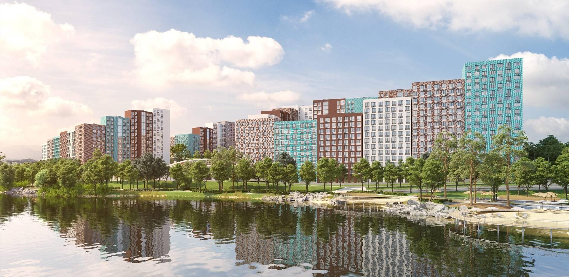 Новый Год в ЖК «Эко Видное 2.0»: минус 12% на квартиры с отделкой