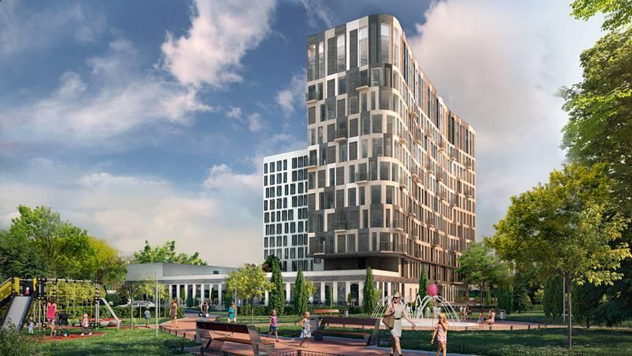 Около 4,5% проектов с апартаментами реализуется за МКАД