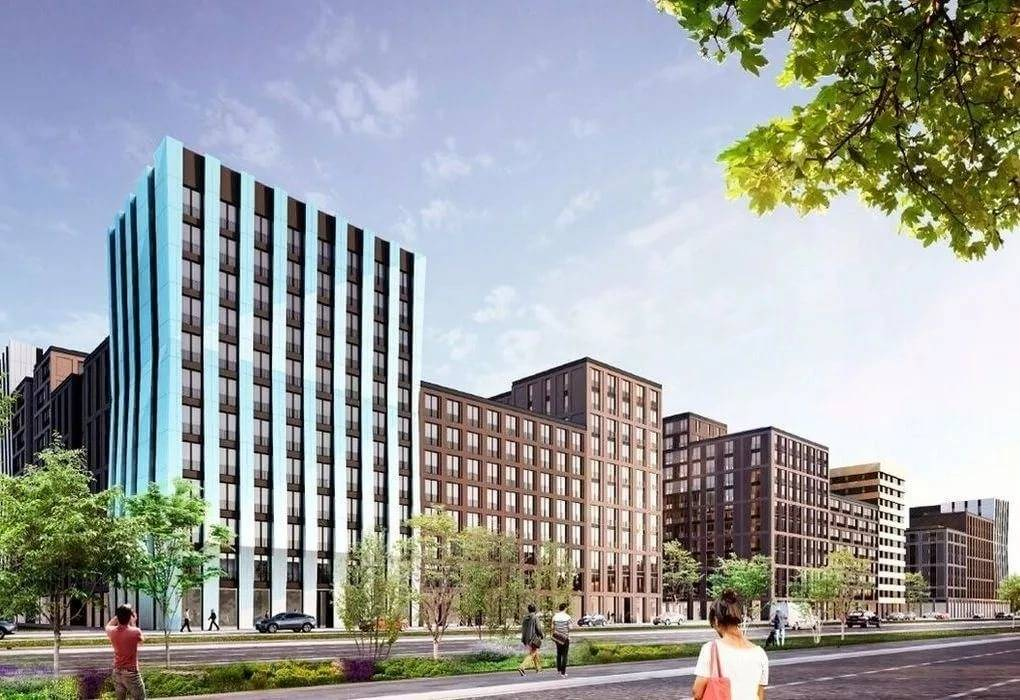 В жилом комплексе «Ясный» открывается продажа нового объёма квартир