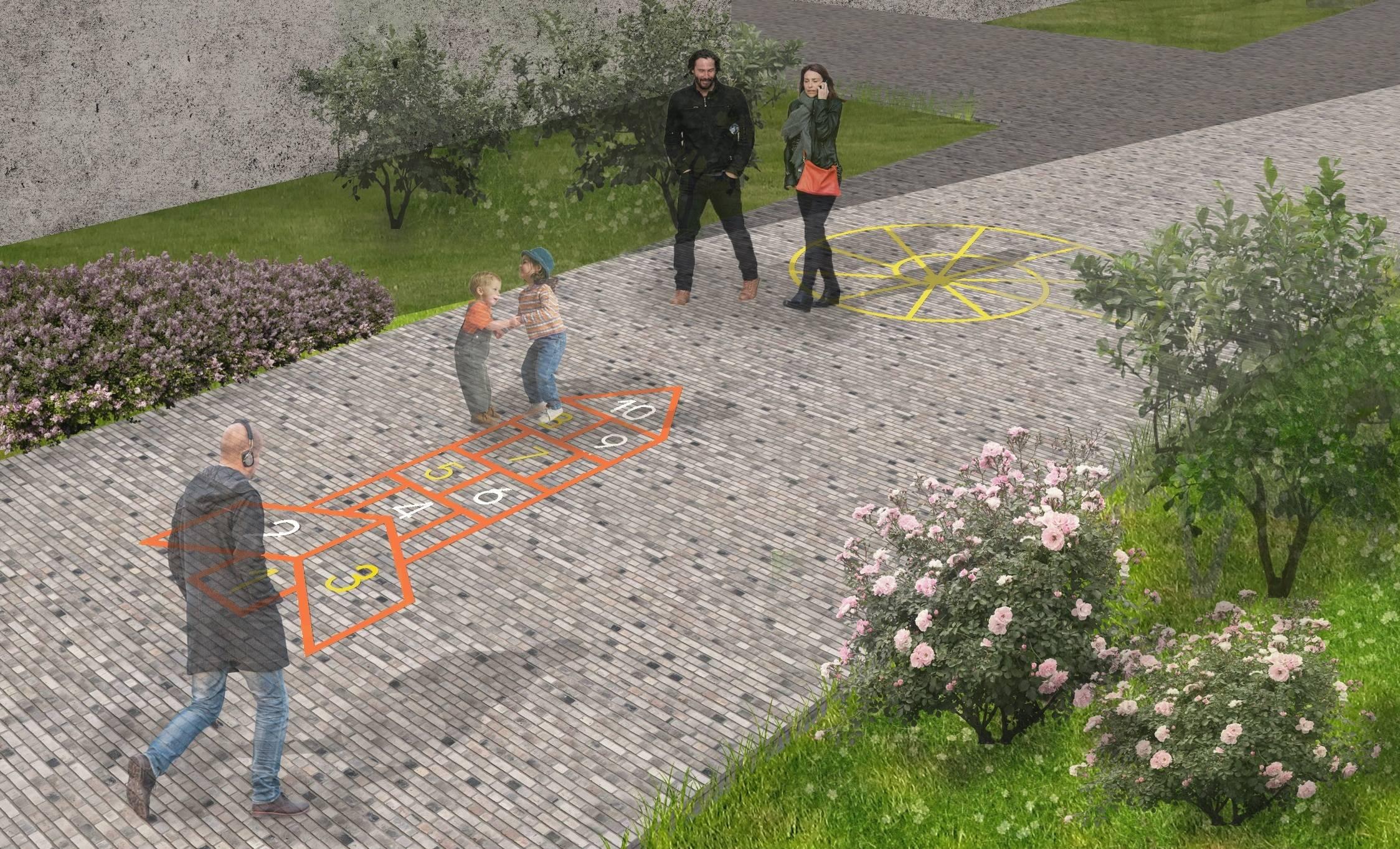 В ЖК «Испанские кварталы» появится амфитеатр