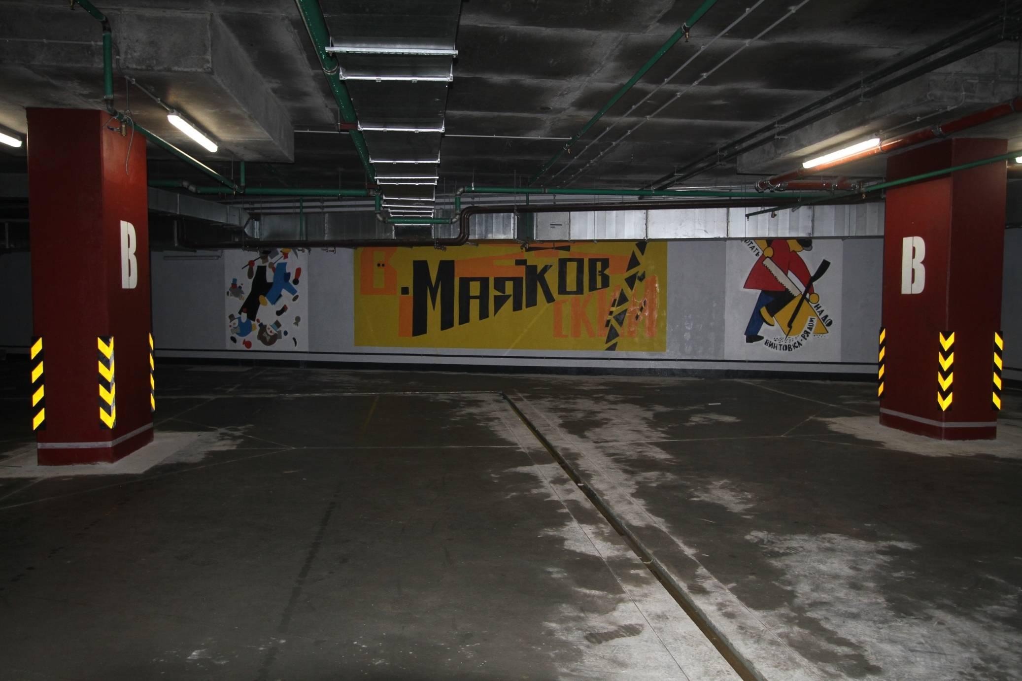 TEKTA GROUP: Старт продаж машино-мест и кладовок в ЖК «Маяковский»