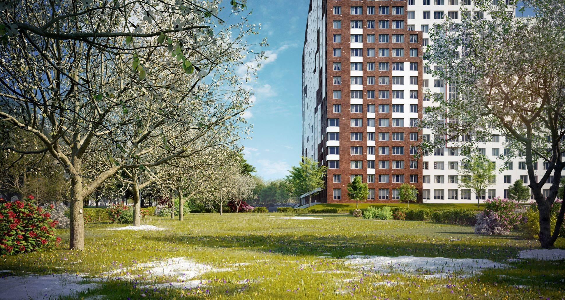В «Румянцево-Парк» стартуют две весенние акции при покупке квартир в комплексе