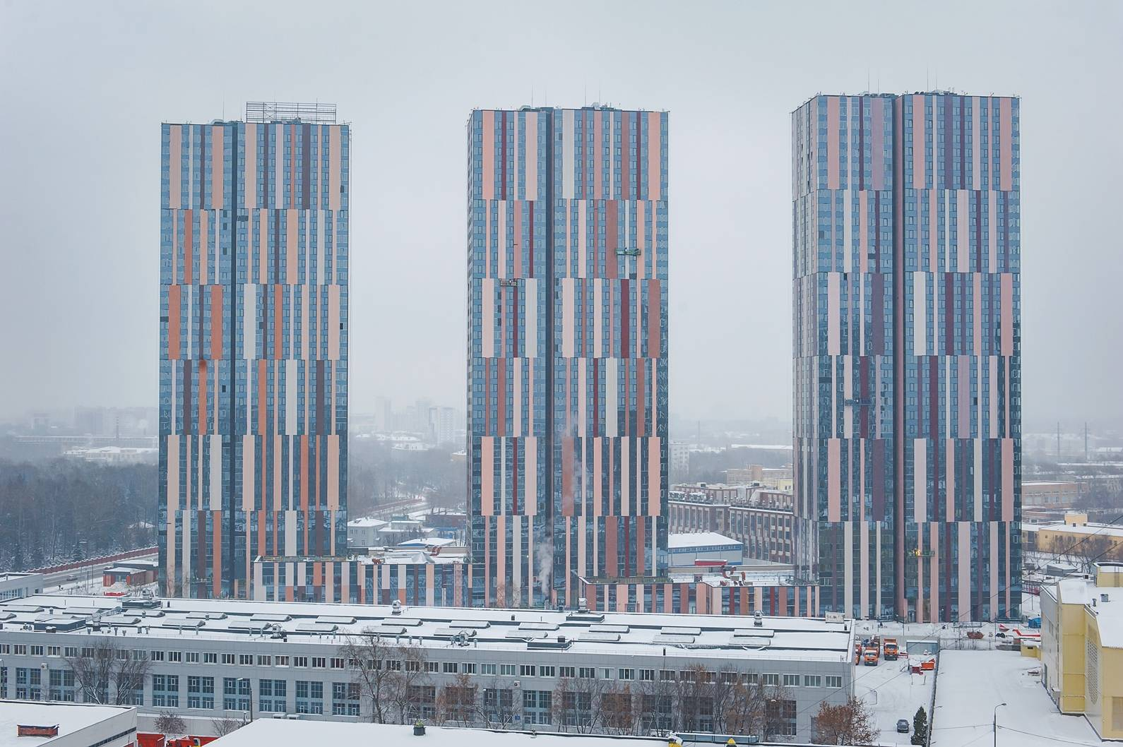 TEKTA GROUP: Жилой комплекс «Маяковский» введен в эксплуатацию