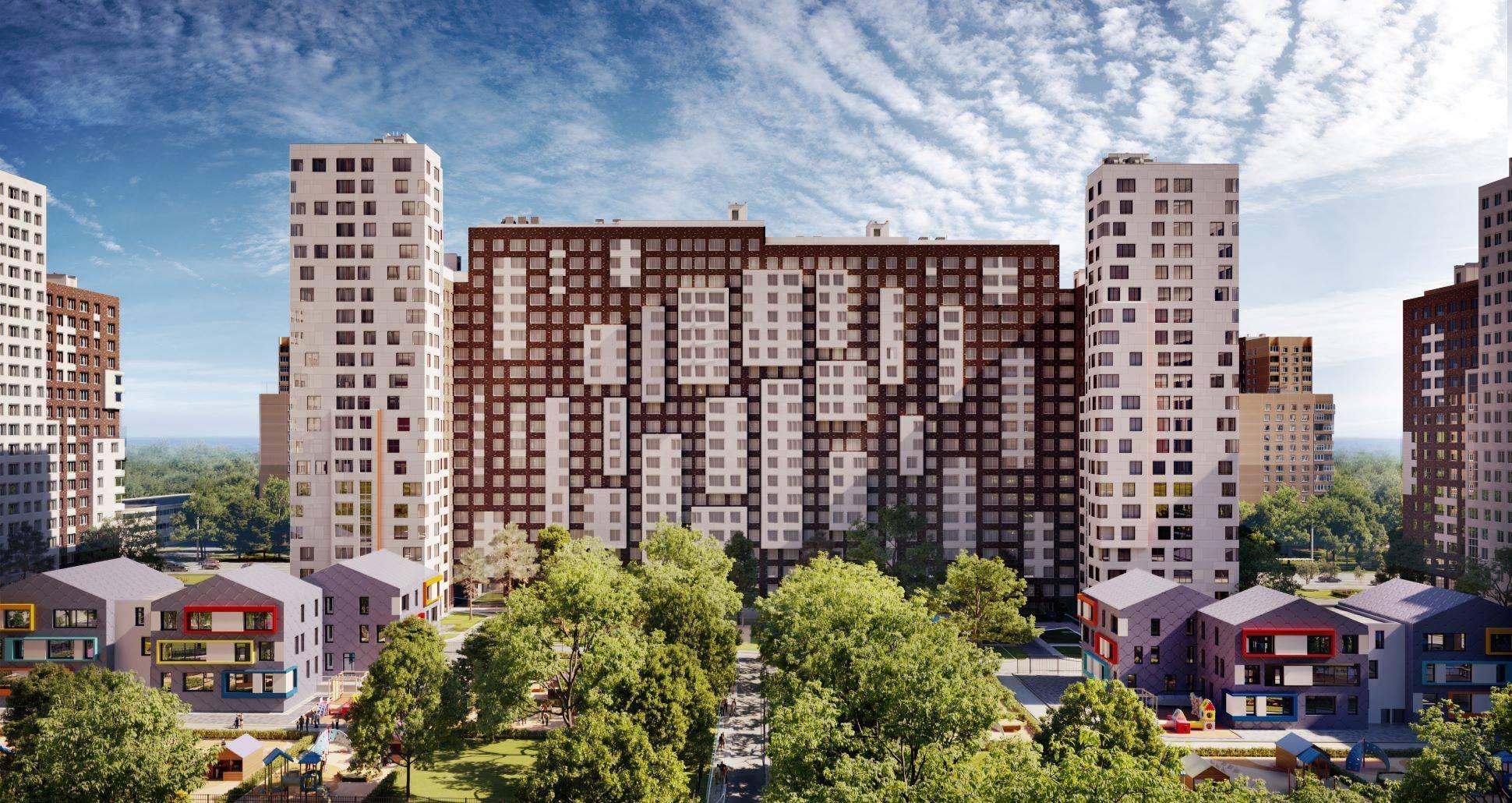 Старт продаж второй очереди жилого комплекса «Румянцево-Парк»