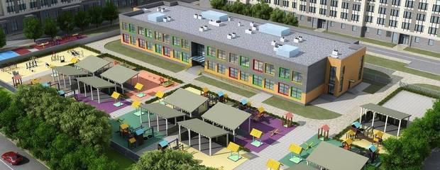 Детский сад на 220 мест построят в ЖК «Наследие» - Фото