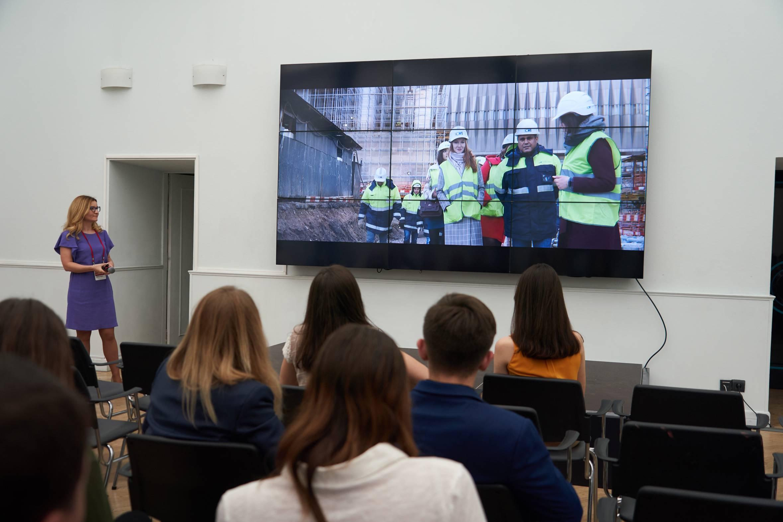 Базовую кафедру «Управление проектами и программами Capital Group» отметили главным призом всероссийской премии «Эффективное образование» 2019