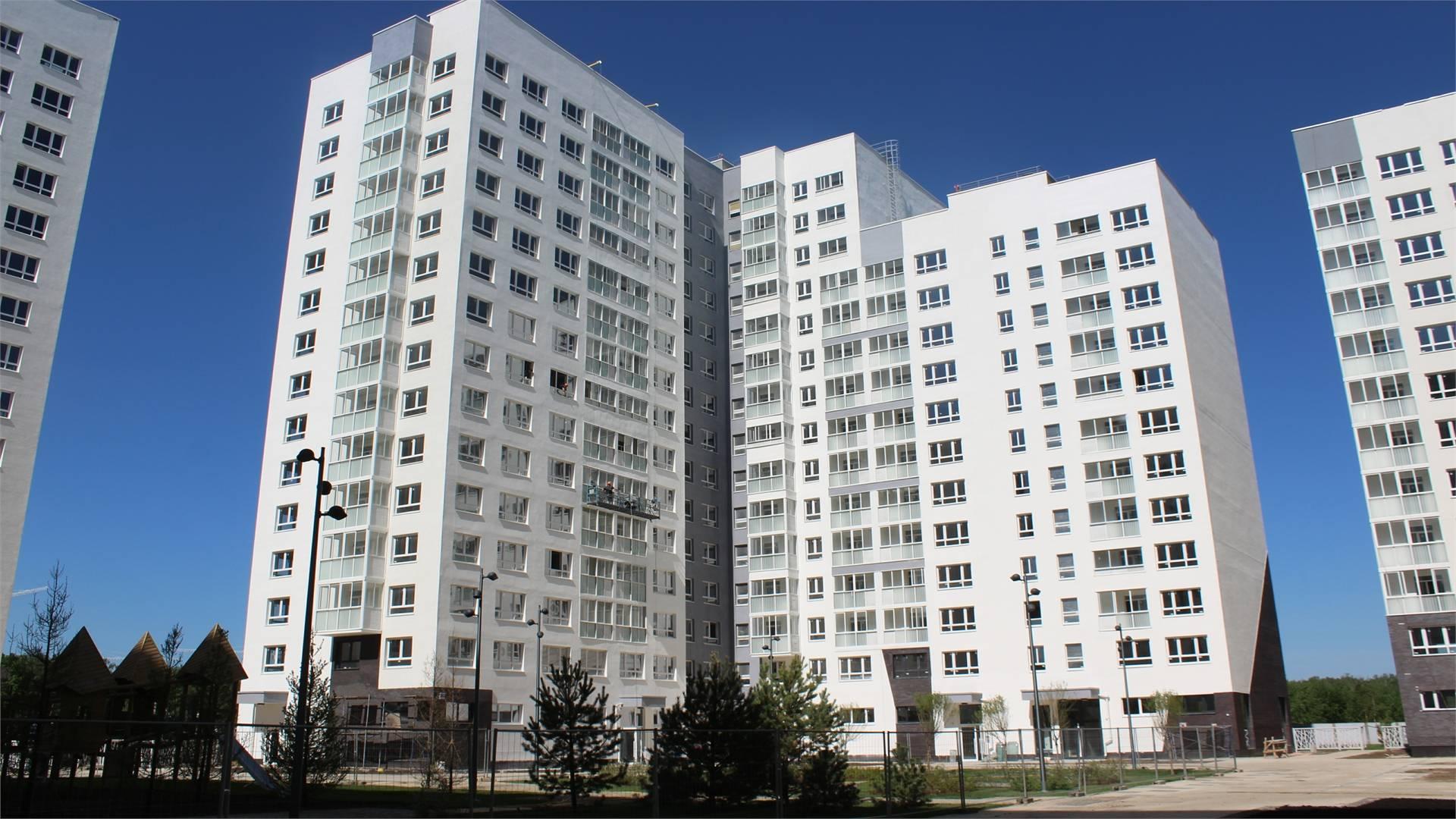 ГК «А101» ввела в эксплуатацию первые дома в ЖК «Белые ночи»
